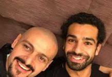 محمد صلاح مع رامز جلال في رمضانرمضان