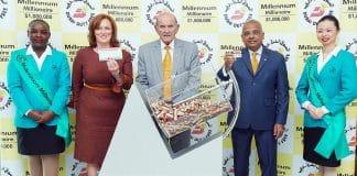 قصة الذى هندي فاز بمليون دولار في دبي