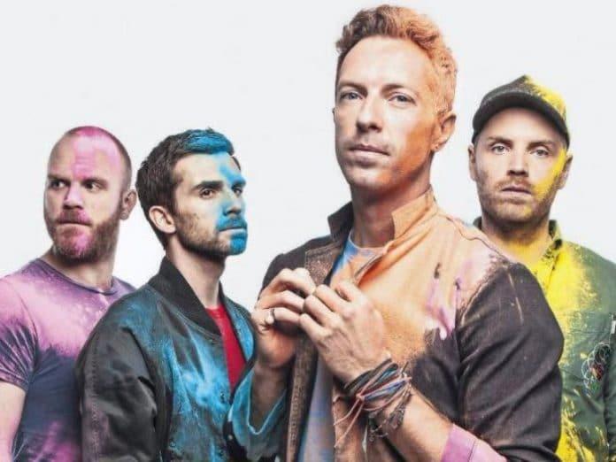 أغنية Cry Cry Cry لـ Coldplay تقترب من الـ 2 مليون مشاهدة
