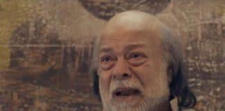 فيلم لبرهيم نصر صوره قبل وفاته ولن يستطيع مشاهدته